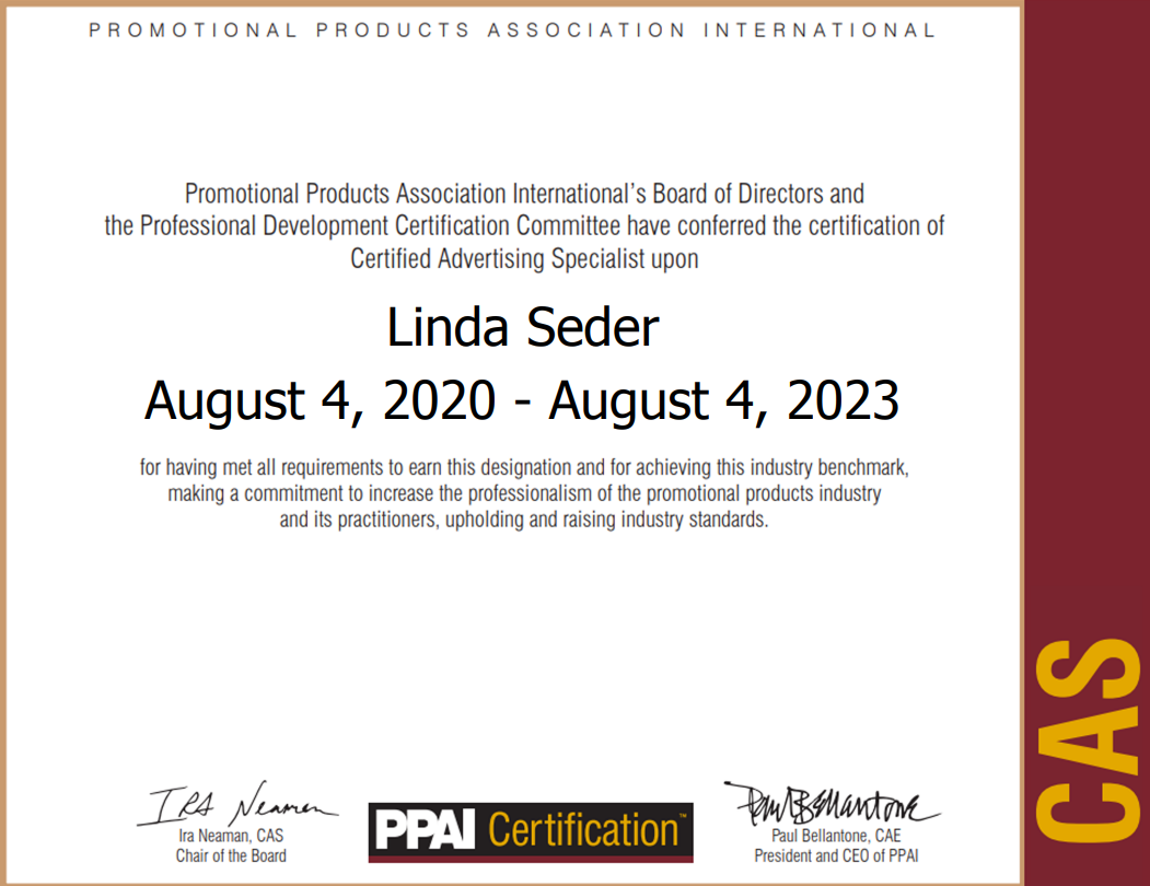 PPAI finalist